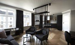 Familietur i lejlighed på Hotel Skt. Annæ